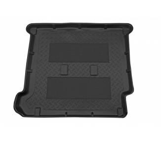 Boot mat for Nissan NV200 Break à partir du 01/2010-