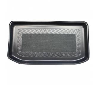 Kofferraumteppich für Nissan Micra K13 Limosine Bj. 2013-