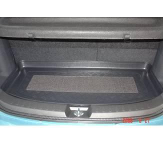 Tapis de coffre pour Opel Agila B à partir du 04/2008- coffre haut