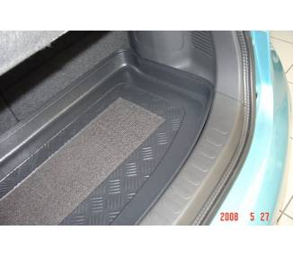 Boot mat for Opel Agila B à partir du 04/2008- coffre haut