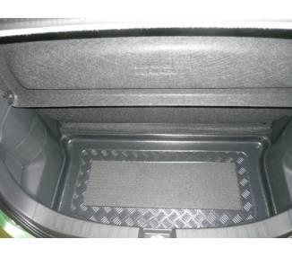 Tapis de coffre pour Opel Agila B à partir de 2008- coffre bas