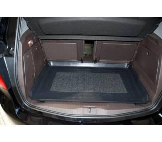 Kofferraumteppich für Opel Meriva B ab Bj. 2010- erhöhte Ladefläche
