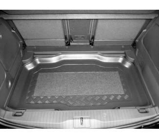 Kofferraumteppich für Opel Meriva B ab Bj. 05/2003- vertiefte Ladefläche