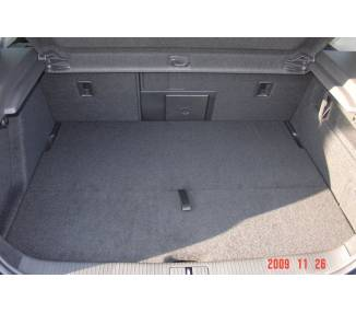 Kofferraumteppich für Opel Astra J 2009-2015 erhöhte Ladefläche