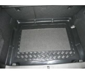 Tapis de coffre pour Opel Astra J à partir du 2009-2015 coffre bas