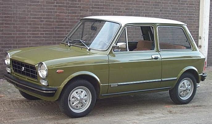 Autobianchi A112 Serie 1 + 2 1969-1975