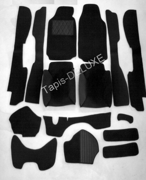tapis de restauration fiat dino 2400 coup 1969 1972 ebay. Black Bedroom Furniture Sets. Home Design Ideas