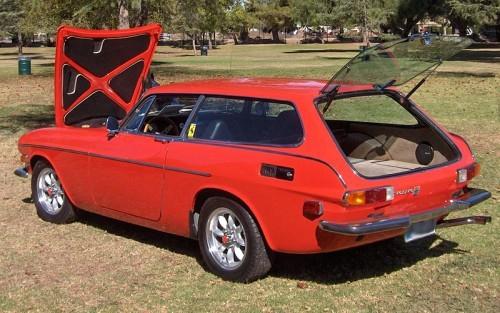 Volvo P1800 ES Break 1971-1973