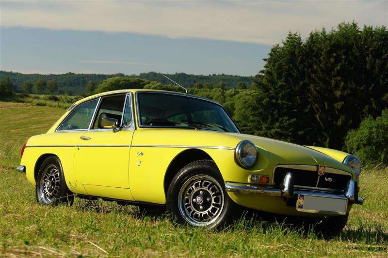 Moquette individuelle de restauration pour mg b gt 1965 for Moquette voiture ancienne