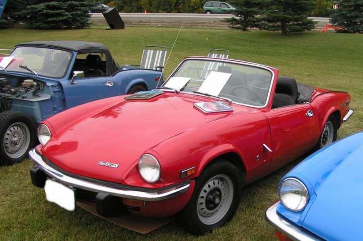 Moquette individuelle de restauration pour triumph for Moquette voiture ancienne