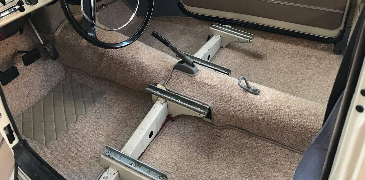 Teppich für Volvo Amazon
