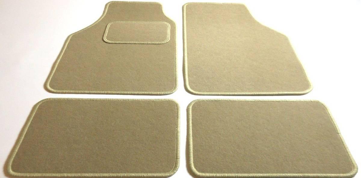Tapis de sol auto confectionnés sur mesure
